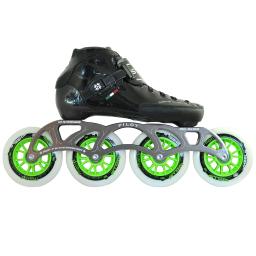 Luigino Strut P51 Black Skate