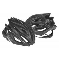 Powerslide Core Pro Carbon Racing Helmet black